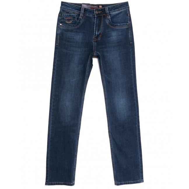 9461 Baron джинсы мужские синие осенние стрейчевые (29-38, 8 ед.) Baron: артикул 1112525