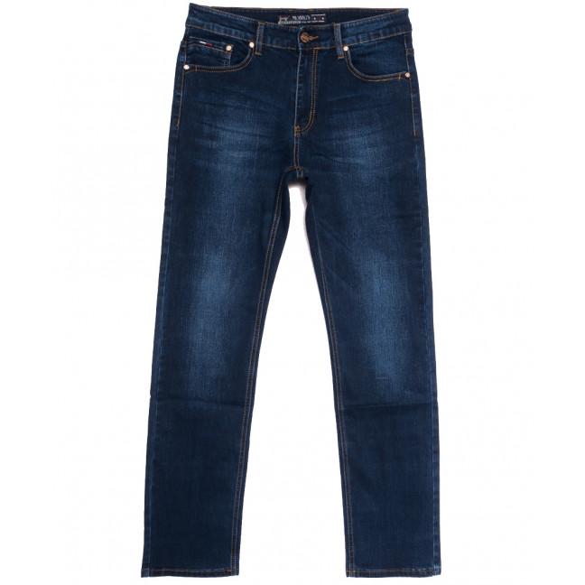 66029 Pr.Minos джинсы мужские полубатальные синие осенние стрейчевые (32-38, 8 ед.) Pr.Minos: артикул 1112470