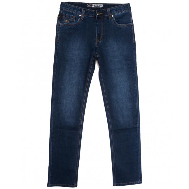 2605 Bagrbo джинсы мужские полубатальные синие осенние стрейчевые (32-42, 8 ед.) Bagrbo: артикул 1113030