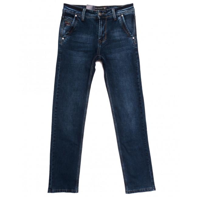 9476 Baron джинсы мужские синие осенние стрейчевые (29-38, 8 ед.) Baron: артикул 1112531
