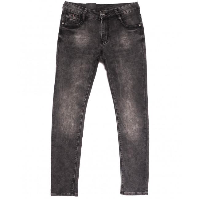 20062-6 Viman джинсы мужские серые осенние стрейчевые (31-42, 6 ед.) Viman: артикул 1112579