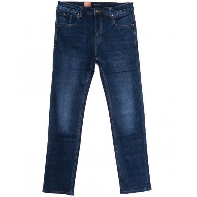 6086 Pagalee джинсы мужские полубатальные синие осенние стрейчевые (32-42, 8 ед.) Pagalee: артикул 1112630
