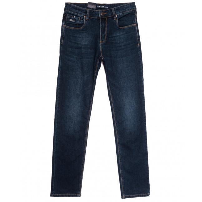 0510-1 Vicucs джинсы мужские синие осенние стрейчевые (30-38, 8 ед.) Vicucs: артикул 1112697