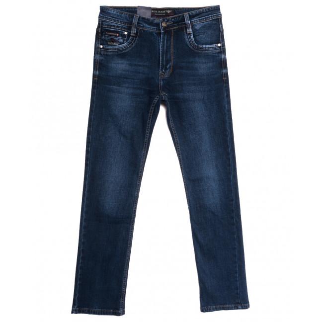 9483 Baron джинсы мужские полубатальные синие осенние стрейчевые (33-38, 8 ед.) Baron: артикул 1112523