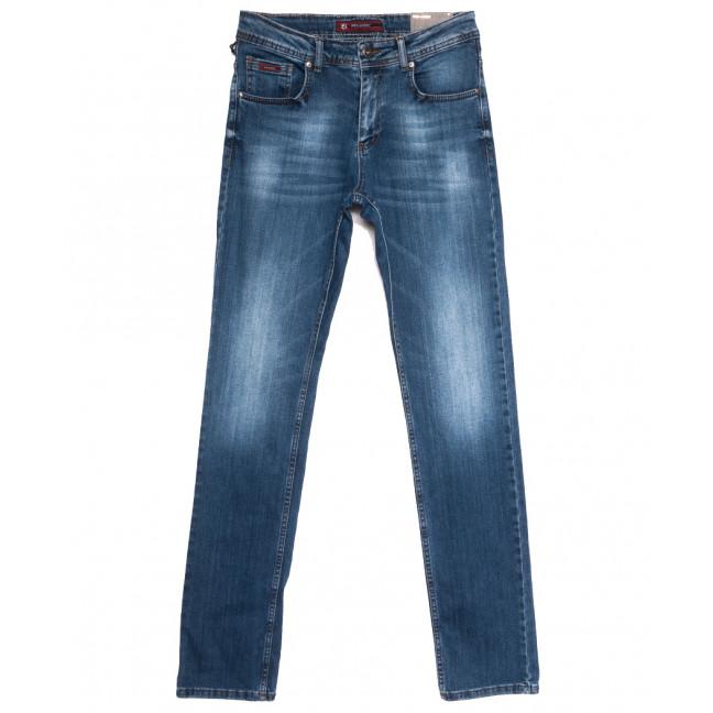 0719 Redmoon джинсы мужские синие осенние стрейчевые (31-38, 6 ед, 38-й рост) REDMOON: артикул 1112345