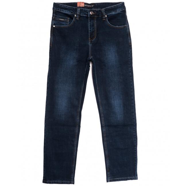 91020 Moshrck джинсы мужские полубатальные синие осенние стрейчевые (32-40, 8 ед.) Moshrck: артикул 1112619