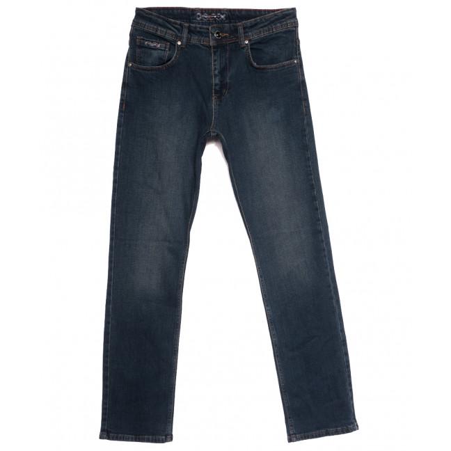 0718 Redmoon джинсы мужские синие осенние стрейчевые (31-38, 6 ед.) REDMOON: артикул 1112351