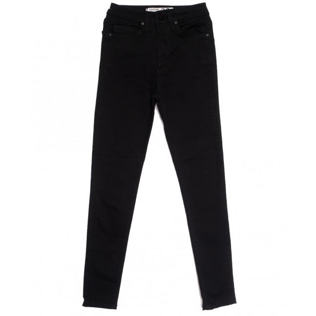 0780 Sasha джинсы женские черные осенние стрейчевые (26-31, 8 ед.) Sasha: артикул 1112928