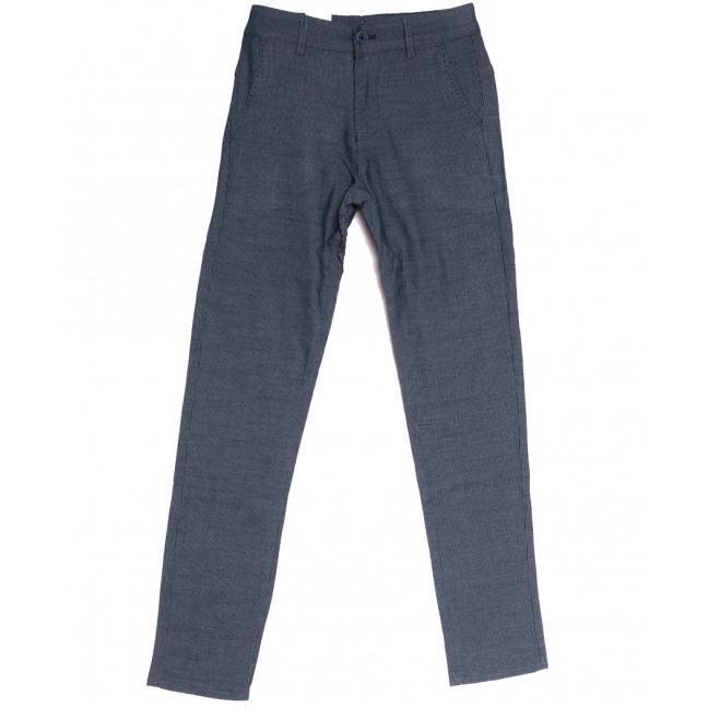0603 Plus Press брюки на мальчика синие осенние коттоновые (25-31, 8 ед.) Plus Press: артикул 1112819