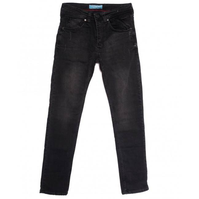 6990 Fashion Red джинсы мужские с царапками серые осенние стрейчевые (29-36, 8 ед.) Fashion Red: артикул 1112364
