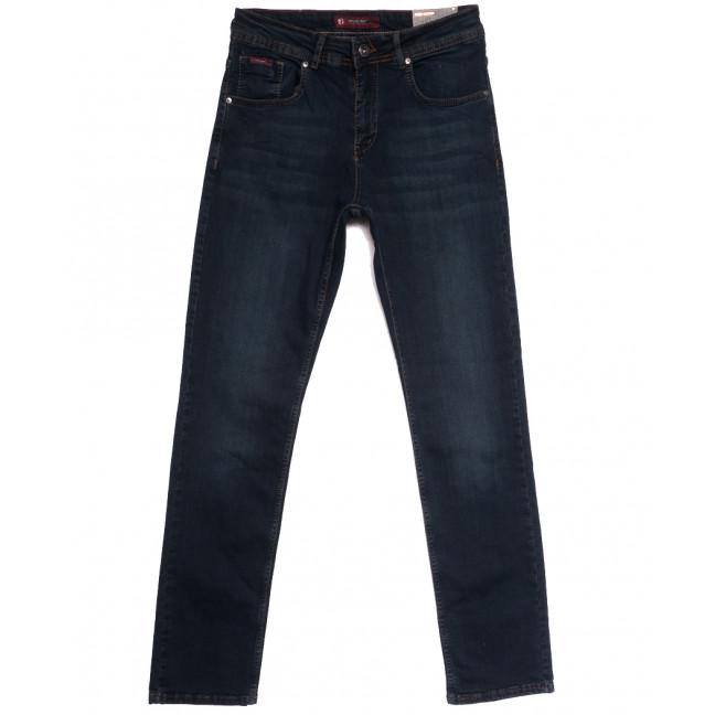0690 Redmoon джинсы мужские темно-синие осенние стрейчевые (31-38, 6 ед.) REDMOON: артикул 1112332