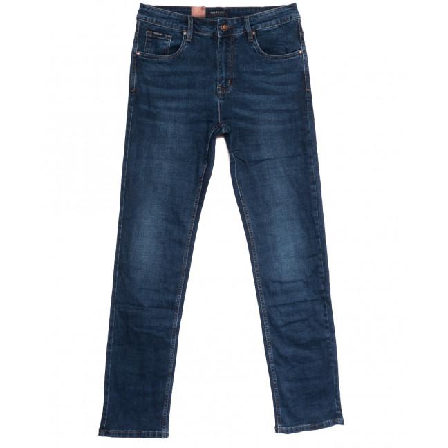 6076 Pagalee джинсы мужские полубатальные синие осенние стрейчевые (32-38, 8 ед.) Pagalee: артикул 1112629