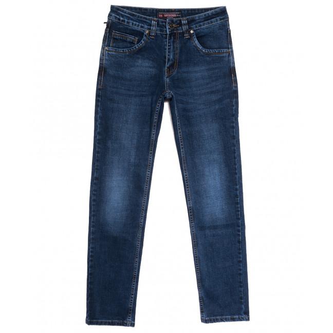 91083 Vifooss джинсы мужские синие осенние стрейчевые (29-38, 8 ед.) Vifooss: артикул 1112865