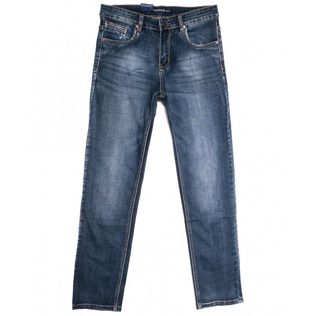 0511-3 Vicucs джинсы мужские синие осенние стрейчевые (30-38, 8 ед.) Vicucs: артикул 1112714