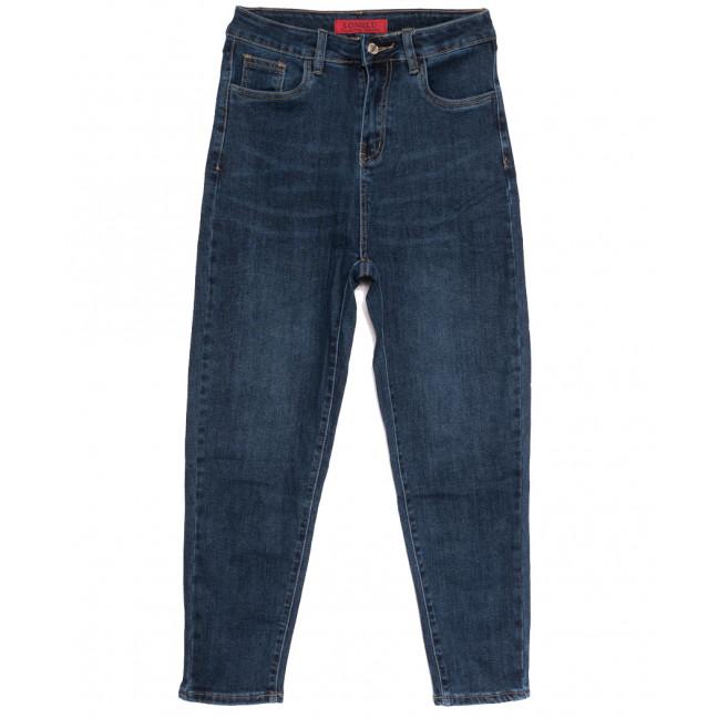 6008-1 Longli джинсы женские полубатальные синие осенние стрейчевые (28-33, 6 ед.) Longli: артикул 1112661
