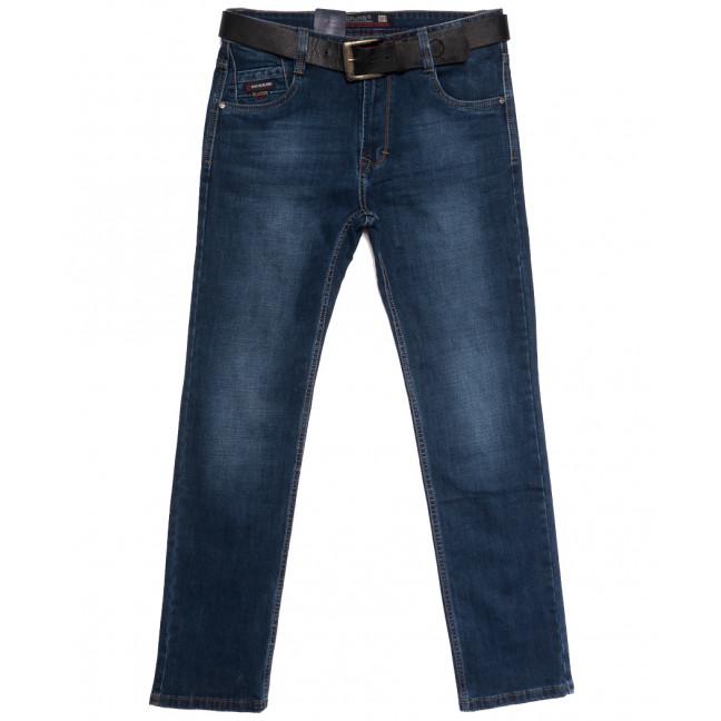 9496 Baron джинсы мужские батальные синие осенние стрейчевые (34-38, 8 ед.) Baron: артикул 1112538
