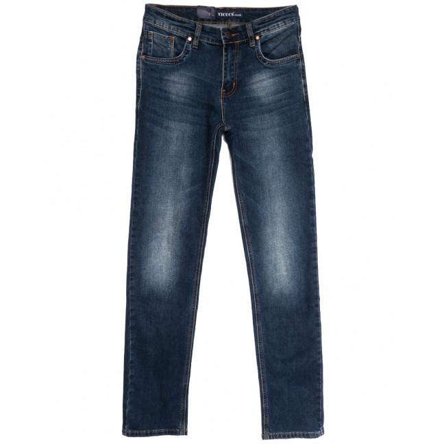 0507-2 Vicucs джинсы мужские синие осенние стрейчевые (29-38, 8 ед.) Vicucs: артикул 1112704