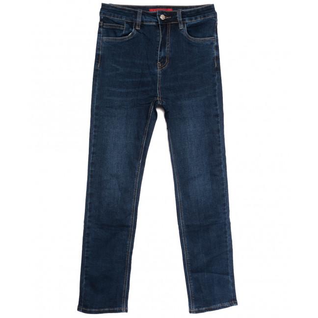 6023-1 Longlu джинсы женские батальные синие осенние стрейчевые (31-36, 6 ед.) Longlu: артикул 1112676