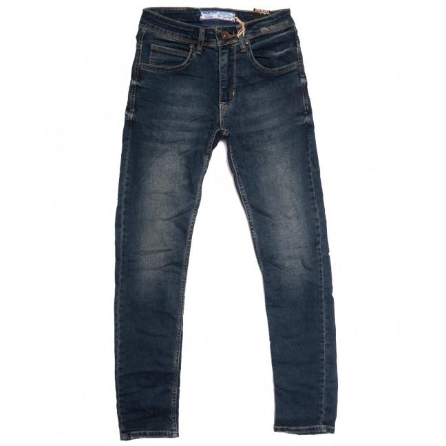 6069 Destry джинсы мужские молодежные синие осенние стрейчевые (27-32, 8 ед.) Destry: артикул 1112359