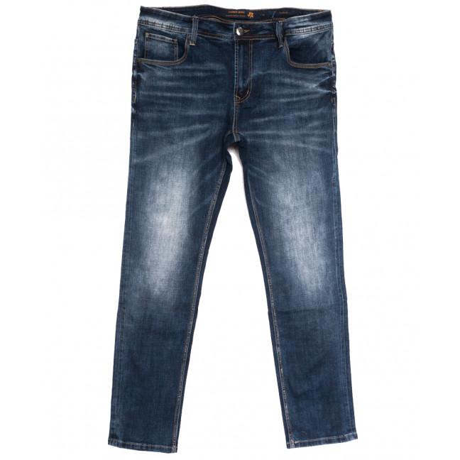 0010-2 (010А2) JE джинсы мужские синие осенние стрейчевые (31-38, 8 ед.) JE: артикул 1112860