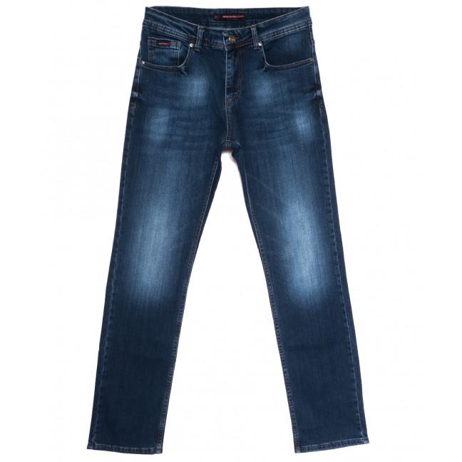 0691 Redmoon джинсы мужские синие осенние стрейчевые (31-38, 6 ед.) REDMOON: артикул 1112338