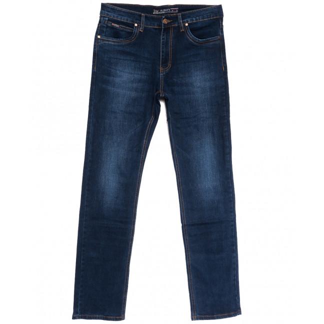 66026 Pr.Minos джинсы мужские синие осенние стрейчевые (29-38, 8 ед.) Pr.Minos: артикул 1112466