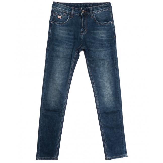 6106 Pagalee джинсы мужские синие осенние стрейчевые (29-36, 8 ед.) Pagalee: артикул 1112646