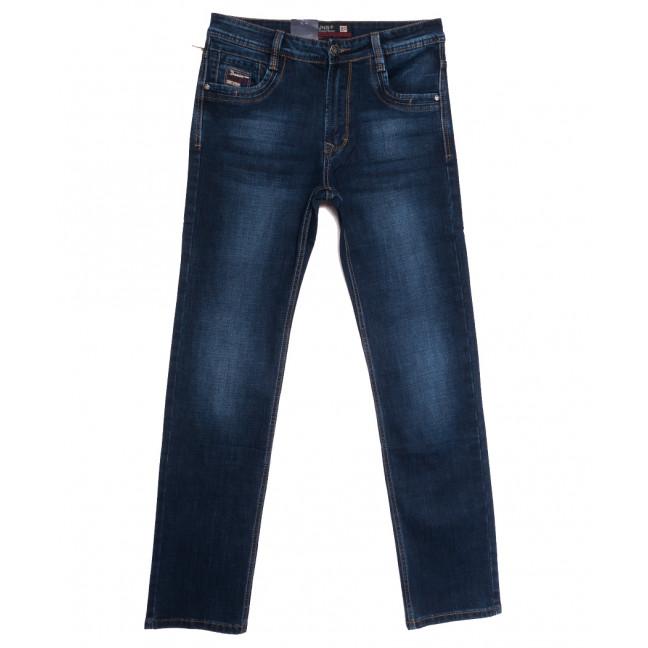 9489 Baron джинсы мужские синие осенние стрейчевые (31-38, 8 ед.) Baron: артикул 1112521