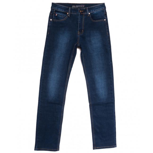 66027 Pr.Minos джинсы мужские синие осенние стрейчевые (29-38, 8 ед.) Pr.Minos: артикул 1112473