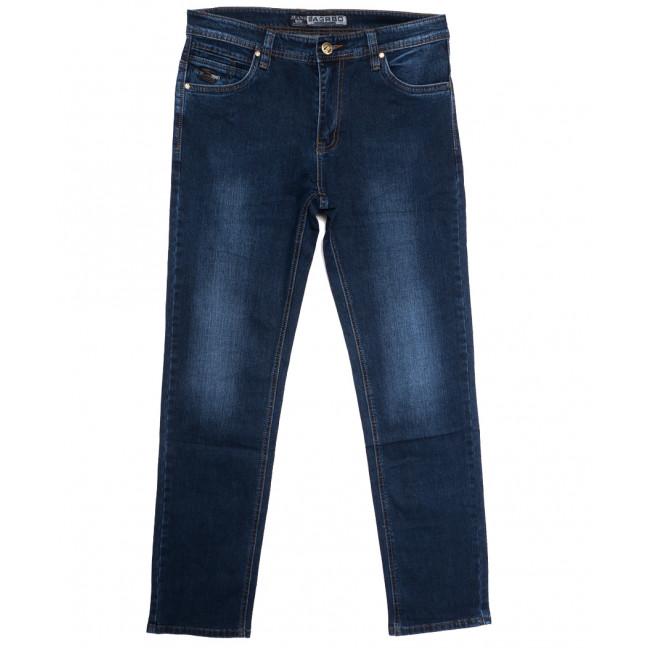 2603 Bagrbo джинсы мужские полубатальные синие осенние стрейчевые (32-38, 8 ед.) Bagrbo: артикул 1113032