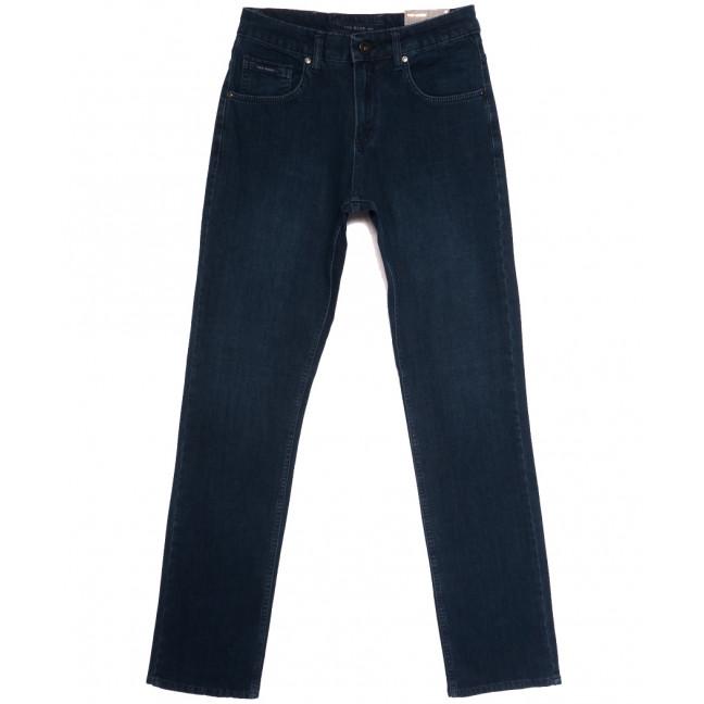0343 Redmoon джинсы мужские темно-синие осенние стрейчевые (30-36, 6 ед.) REDMOON: артикул 1112349