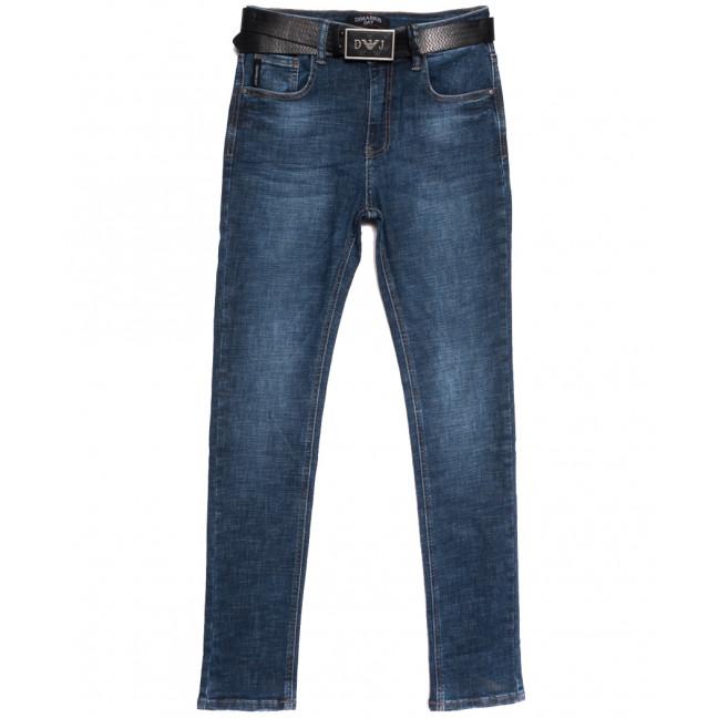9447 Dimarkis Day джинсы женские полубатальные синие осенние стрейчевые (28-33, 6 ед.) Dimarkis Day: артикул 1112278