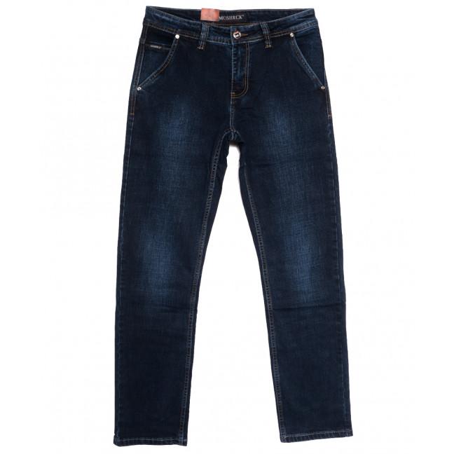91011 Moshrck джинсы мужские синие осенние стрейчевые (29-38, 8 ед.) Moshrck: артикул 1112622