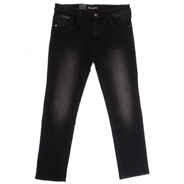 5079 (5079D) Vitions джинсы мужские батальные темно-серые осенние стрейчевые (34-42, 8 ед.) Vitions: артикул 1113614