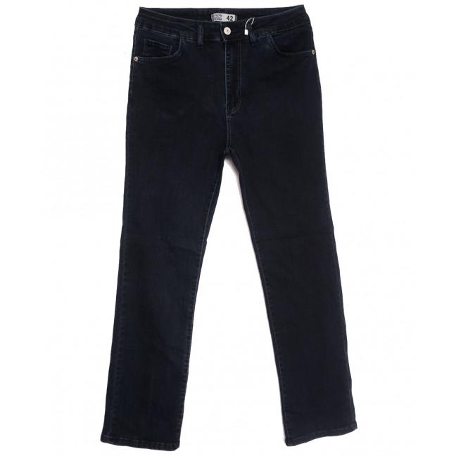 0080 Blue Black Stilys джинсы женские темно-синие осенние стрейчевые (42-52,евро, 6 ед.) Stilys: артикул 1114851
