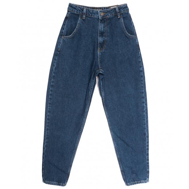 1771-1 Mavi Its Basic джинсы-баллон синие осенние коттоновые (32-36,евро, 6 ед.) Its Basic: артикул 1114307