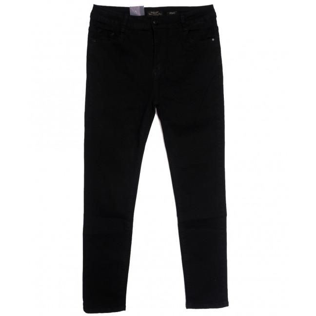 5396 Gallop джинсы женские батальные черные осенние стрейчевые (30-36, 6 ед.) Gallop: артикул 1114996