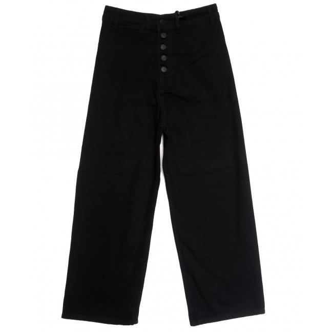 1231-9 Real Focus джинсы женские черные осенние коттоновые (26-30, 5 ед.) Real Focus: артикул 1114368