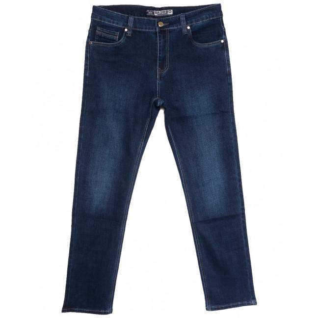 8552 Bagrbo джинсы мужские полубатальные синие осенние стрейчевые (32-42, 8 ед.) Bagrbo: артикул 1114568