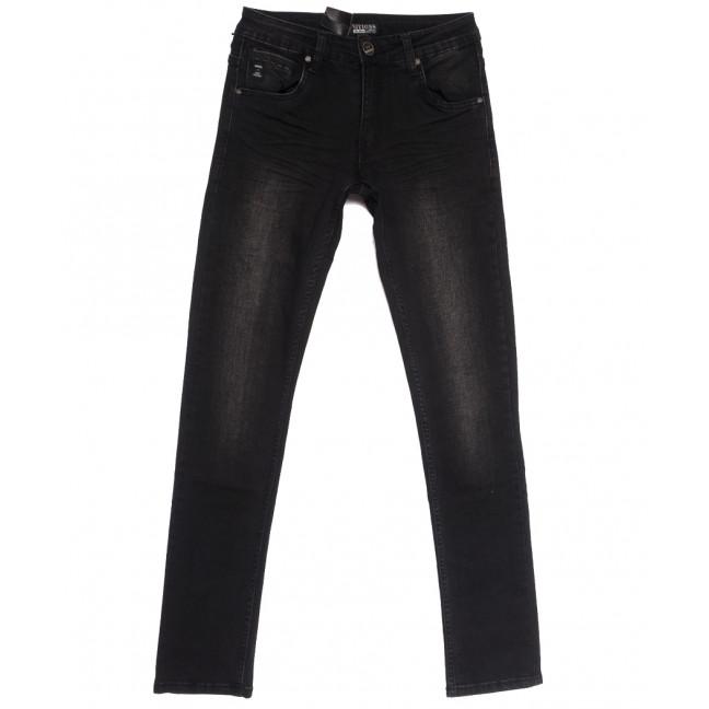 5072 Vitions джинсы мужские молодежные серые осенние стрейчевые (27-34, 8 ед.) Vitions: артикул 1113591