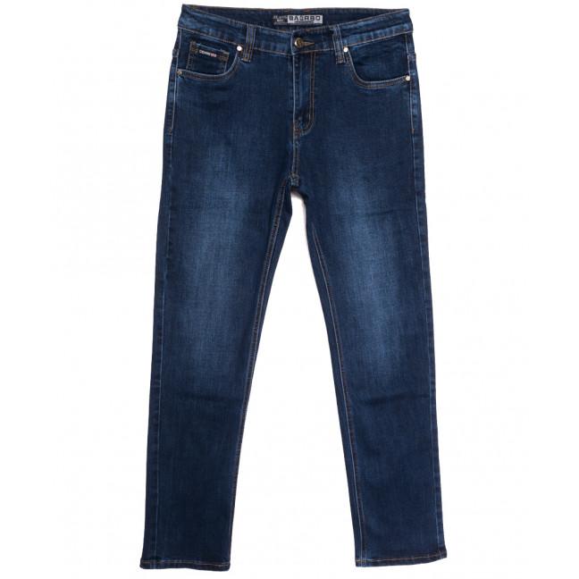 8557 Bagrbo джинсы мужские полубатальные синие осенние стрейчевые (32-38, 8 ед.) Bagrbo: артикул 1114558