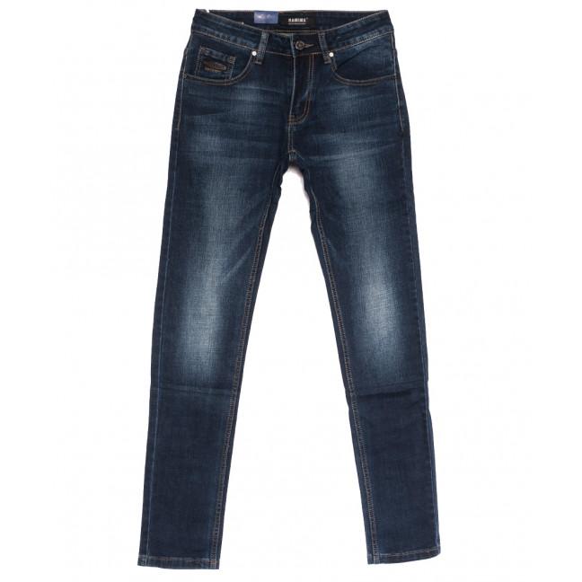 1205 Ramins джинсы мужские молодежные синие осенние стрейчевые (28-36, 8 ед.) Ramins: артикул 1113577