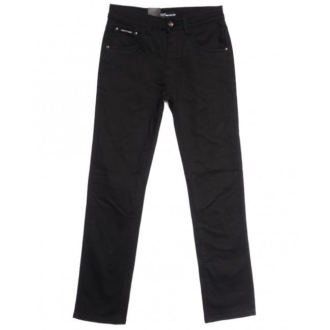 7070 Vitions джинсы мужские черные осенние стрейчевые (30-38, 8 ед.) Vitions: артикул 1114230