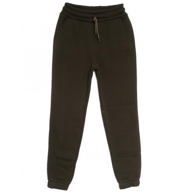 0239 хаки Exclusive брюки женские на флисе спортивные зимние стрейчевые (42-48,норма, 4 ед.) Exclusive: артикул 1114628