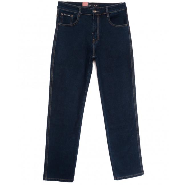 5105 Vitions джинсы мужские полубатальные синие осенние стрейчевые (32-38, 8 ед.) Vitions: артикул 1113589