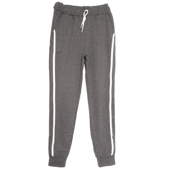 0231 серые Exclusive брюки женские спортивные осенние стрейчевые (42-48,норма, 4 ед.) Exclusive: артикул 1114607