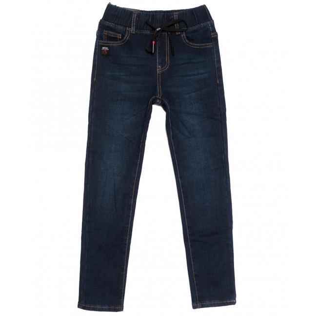 0610 Little Star джинсы на мальчика на флисе синие зимние стрейчевые (23-28, 6 ед.) Little Star: артикул 1113841