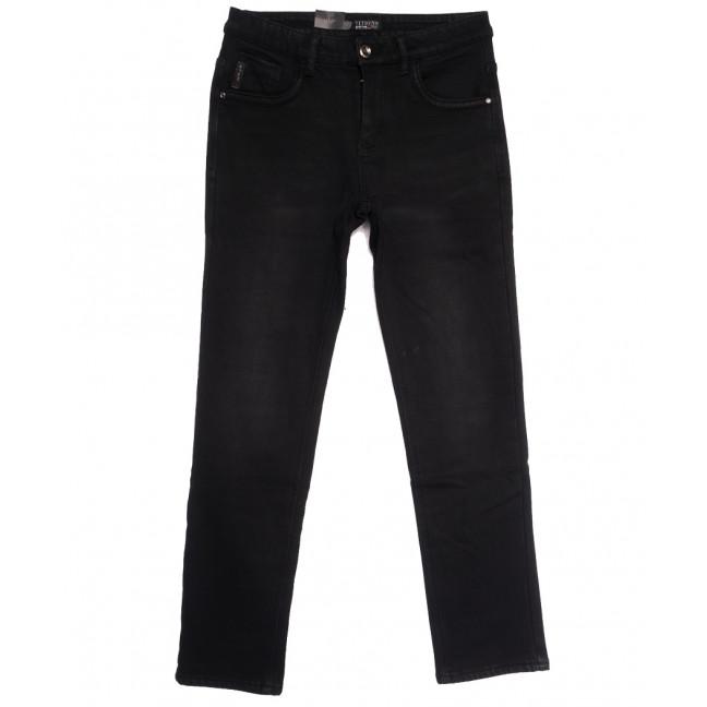 5114 Vitions джинсы мужские на флисе черные зимние стрейчевые (29-38, 8 ед.) Vitions: артикул 1114573