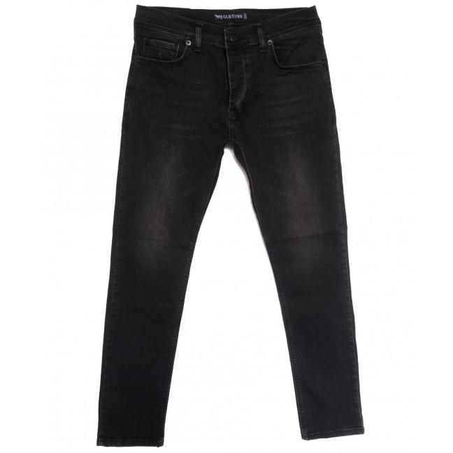 1806 Oldtime джинсы мужские серые осенние стрейчевые (29-38, 8 ед.) OLDTIME: артикул 1113732