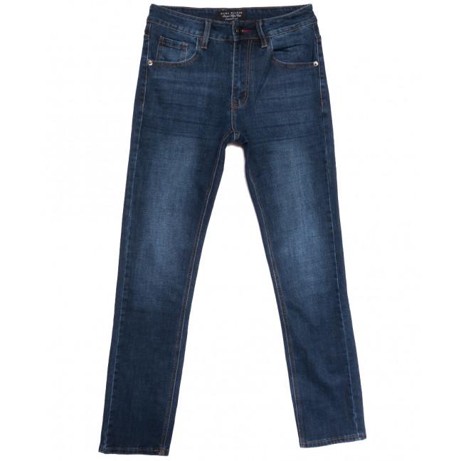 1071 Mark Walker джинсы мужские синие осенние стрейчевые (29-38, 8 ед.) Mark Walker: артикул 1113643